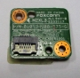 HP G62 плата кнопки включения Foxconn M@XL3 ML1 94V-0 E253117, P/N: 01013JU00-575-G