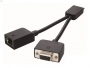 Acer LAN/VGA Combo Port Cable for the Aspire V5 Notebook, комбо-порт