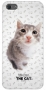 Чехол для iPhone 5/5S, Qual, THE CAT Siberian (QL1110SB)