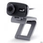 Genius 32200015100 Камера д/видеоконференций Genius WideCam FaceCam 321, 0.3Mpix 640x480 USB2.0
