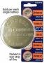 Элемент питания Sony  5шт (CR2032 BL5)  (1шт) (для материнских плат)