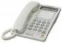 Panasonic KX-TS2368RUW (30 номеров, дисплей 16зн., спикерфон)