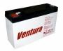 Ventura GP 6-12-S (6V 12Ah), аккумуляторная батарея