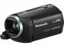 Panasonic HC-V210, black, черный видеокамера