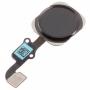 """Кнопка (механизм) """"Home"""" для iPhone 6/6 Plus в сборе с толкателем и шлейфом (черный)"""