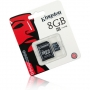.8Gb Transflash (MicroSDHC)  Kingston Class4