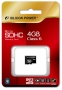 .4Gb Silicon Power MicroSDHC Class 6 SP004GBSTH006V10-SP