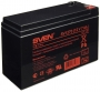 Sven SV-0222007, Battery SVEN SV 1270 (12V 7Ah), 12V voltage, 7A*h capacity, max. discharging rate o