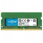 Crucial, CT2G4SFS624A, Crucial SODIMM 2GB DDR4 2400 MT/s (PC4-19200) CL17 SR x16 Unbuffered 260pin