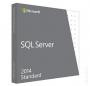 Программный продукт: SQL Svr Standard Edtn 2014 English non-EU/EFTA DVD 10 Clt