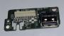 Acer Aspire 5920 5920G DAOZD1TB6F0 Rev:F  USB Port Board