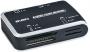 SVEN AC-115, SV-008437, black-silver, CF/XD/SD/MMC/micro SD/MS/M2 Кардридер